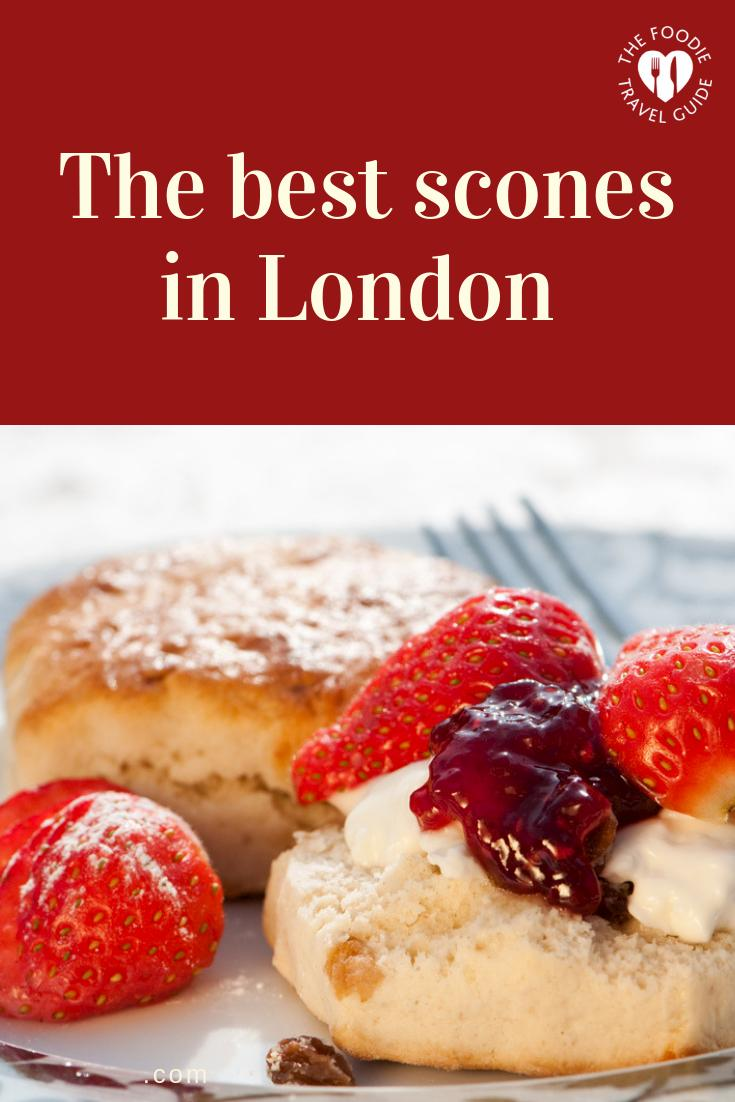 The Best Scones in London